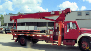 Simon-RO TC 2863 14.40 Boom Truck Crane on International 4700