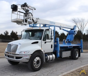 Socage 72TW 0.66-Ton Aerial Man Lift