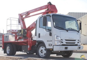 Socage Freedom 60/36 .15-Ton Aerial Man Lift