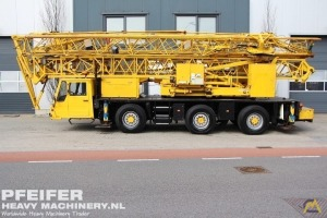 Spierings SK345-AT3 2.5-Ton Mobile Tower Crane