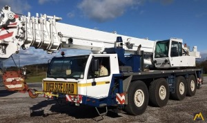Tadano Faun ATF 70-4 80-ton All Terrain Crane For Sale