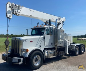 Tadano TM-1882 18-Ton Boom Truck Crane on Peterbilt