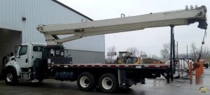 Terex BT 70100 35-Ton Boom Truck Crane on Freightliner Business Class M2 100