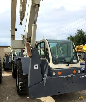 Terex CD 225 25-ton Down Cab Rough Terrain Crane