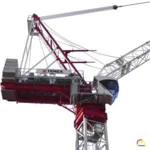 Terex CTL260-18 18-Ton Tower Crane