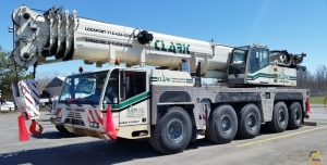 Terex Demag AC 110 110-ton metric All Terrain Cranes