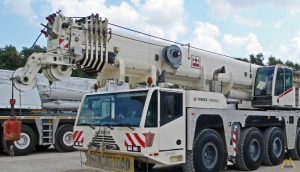 Terex Demag AC 140 170-Ton All Terrain Crane for Sale