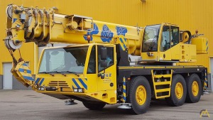 Terex-Demag AC 50-1 All Terrain Crane