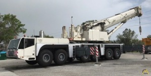 Terex Demag AC 350 400-Ton All Terrain For Sale Cranes & Material