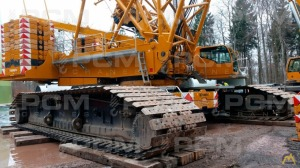 Terex Demag CC 3800 650-Ton Lattice Boom Crawler Crane