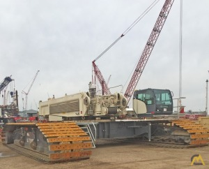 Terex-Demag Superlift 3800 715-Ton Lattice Boom Crawler Crane