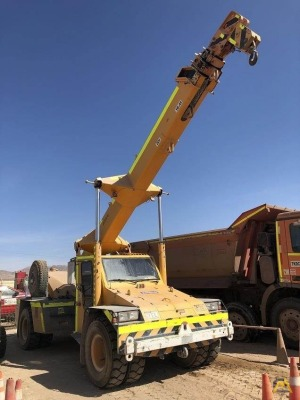 Terex-Franna AT-20 20-ton Pick and Carry Crane
