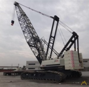 Terex HC-275 75-Ton Lattice Boom Crawler Crane