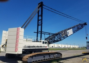 Terex HC-285 285-Ton Lattice Boom Crawler Crane