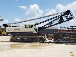 Terex HC110 110-Ton Lattice Boom Crawler Crane