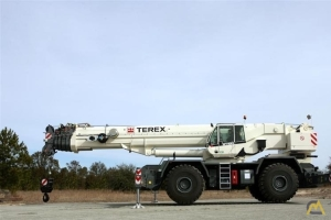 Terex RT 100 100-ton Rough Terrain Crane