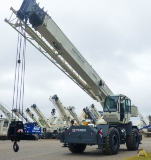Terex RT 230-1 30-Ton Rough Terrain Crane Available