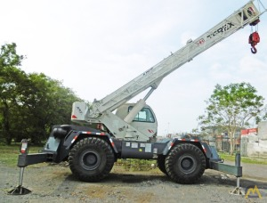 Terex RT 335-1 35-ton Rough Terrain Crane