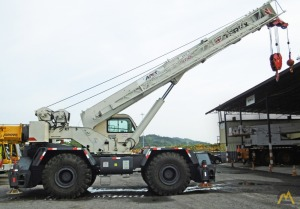 Terex RT 665 65-Ton Rough Terrain Crane
