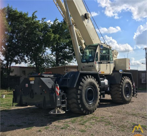 Terex RT 670-1 70-ton Rough Terrain Crane