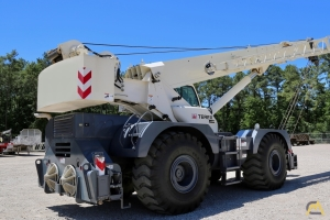 Terex RT 780-1 80-Ton Rough Terrain Crane