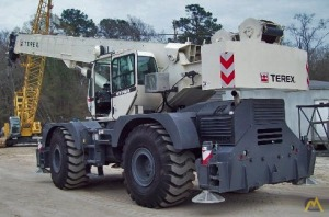 Terex RT 780 80-Ton Rough Terrain Crane For Sale