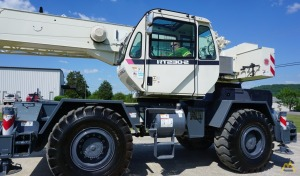 Terex RT230-2 30-Ton Rough Terrain Crane