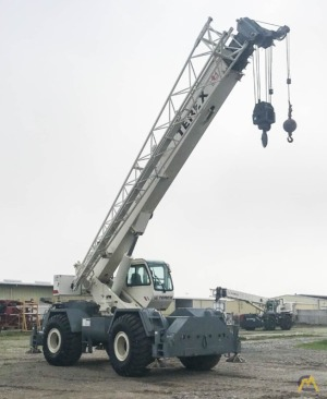 Terex RT 335-1 35-Ton Rough Terrain Crane Available