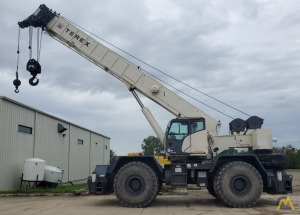 Terex RT670 70-Ton Rough Terrain Crane