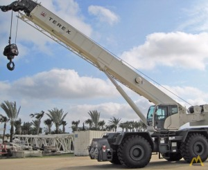 Terex RT780-1 80-Ton Rough Terrain Crane