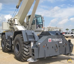Terex RT780 80-Ton Rough Terrain Crane