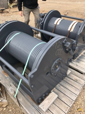 Terex Winch - Main/Aux 7240001