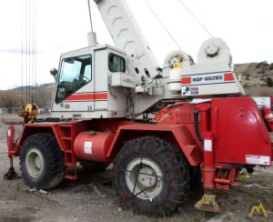 Two Link-Belt HSP-8028S RT Cranes Available