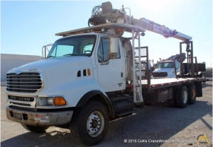 USED  IMT 16000 Installed on 2004 Sterling LT9513