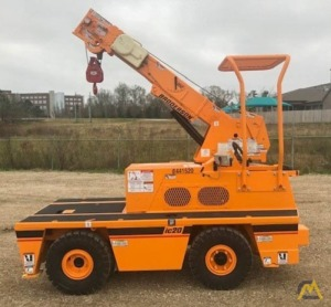Used Broderson IC-20-1J 2.5-Ton Carry Deck Crane