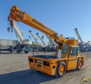 Used Broderson IC-80-3J 9-Ton Carry Deck Crane