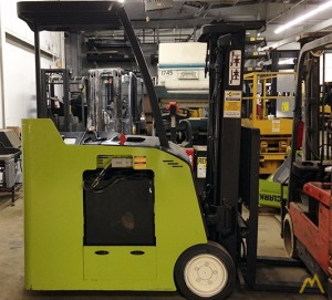 Used Electric Standup – 3,500# Clark