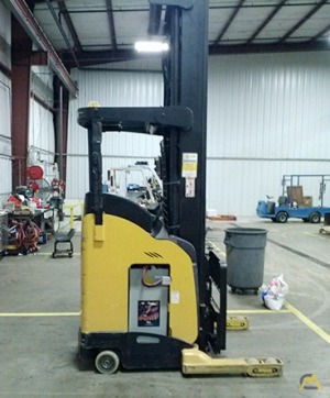 Used Stand-Up Forklift – 3500# Hyster