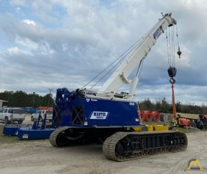 Used Tadano Mantis 15010 77-Ton Telescopic Crawler Crane