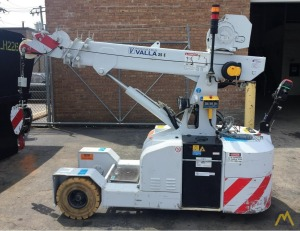 Valla 25 E 2.75-ton Electric Pick & Carry Crane