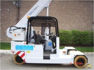 Valla Manitex 90 E 9.9-ton Electric Pick and Carry Crane