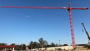 Wolffkran 8033.20 20-Ton Tower Crane