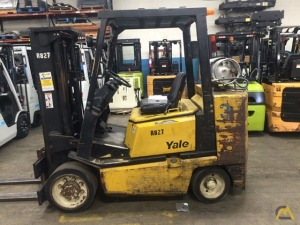 Yale GLC080 Cushion Tire Forklift