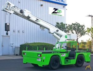 Zee Crane 9000 9-Ton Electric Carry Deck Industrial Crane