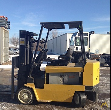 Used Electric Forklift – 10,000# Yale 0