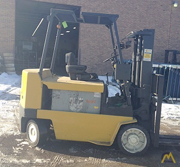Used Electric Forklift – 10,000# Yale 1