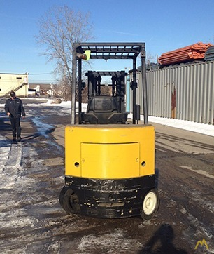 Used Electric Forklift – 10,000# Yale 2