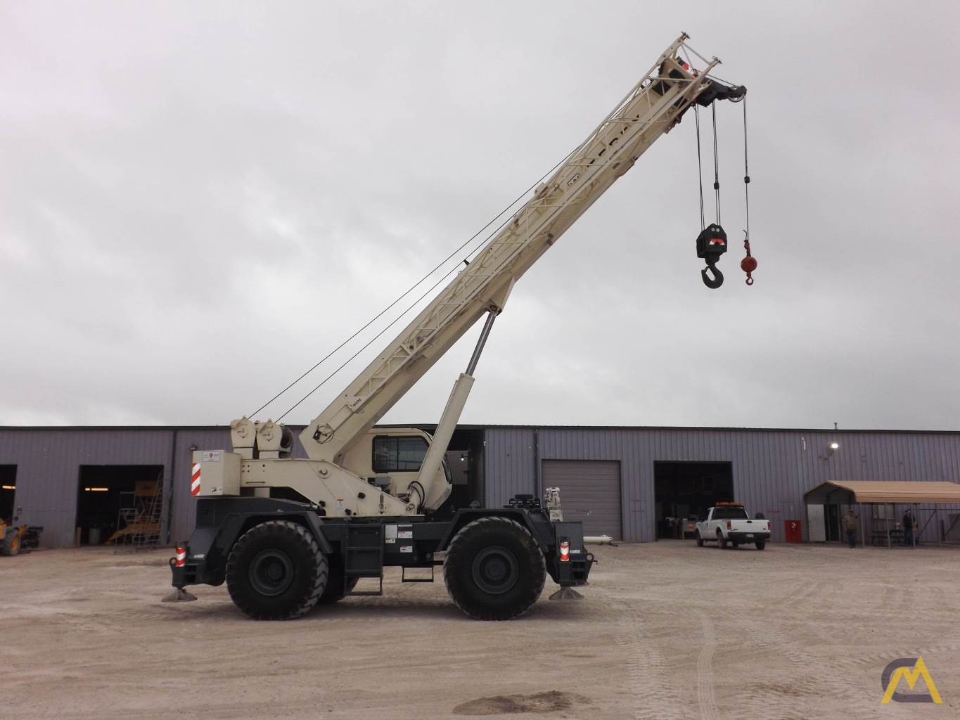 Terex RT555-1 55-Ton Rough Terrain Crane 5