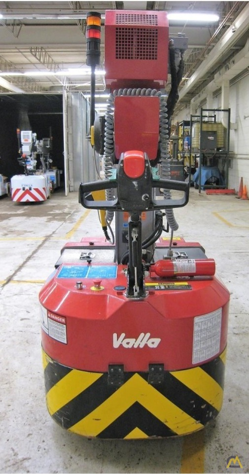 Valla 25 EL 2.45-ton Electric Pick & Carry Crane 10