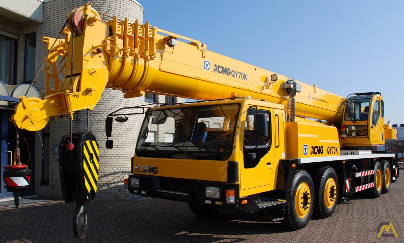 Truck Crane, XCMG used Truck crane 70T QY-70K, XCMG used